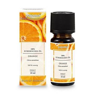 Ätherisches Duftöl ''Orange'' , 10 ml, 100% naturrein von pajoma - 1