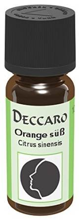 "DECCARO Aromaöl ""Orange Süß"", 10 ml (Ätherisches Öl) - 1"